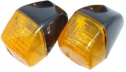 cmy select ウインカー セット ホンダ NSR250R CBR250RR CBR400RR VFR400R RVF400 汎用 オレンジレンズ 2個
