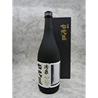 清泉 「七代目」大吟醸 兵庫県産山田錦 720ミリ