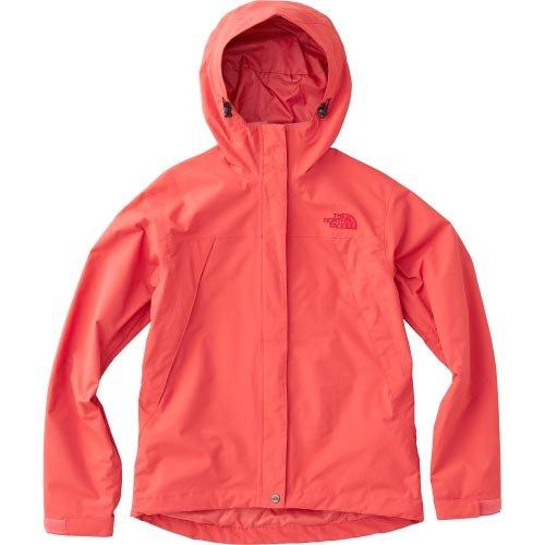 [ノースフェイス] レディース ジャケット スクープジャケット Scoop Jacket SR/サンベイクドレッド NPW61630 S