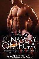 The Runaway Omega: M/M Wolf Shifter Mpreg Paranormal Romance