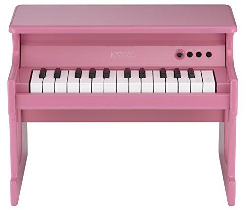 KORG tinyPIANO タイニーピアノ ミニ鍵盤25鍵 ピンク