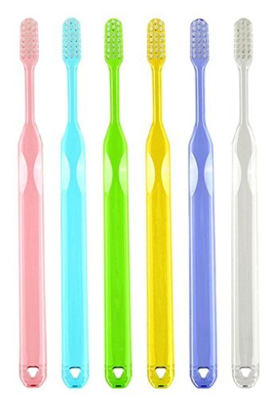 欲しいですドライバライオンラピス LA-211 先細毛 ふつう 歯科用歯ブラシ アソート(6本セット)【日本製】