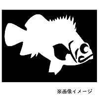【MEIKOUSYA/明光社】ステッカー メバル ホワイト S-4-W 065047 シール