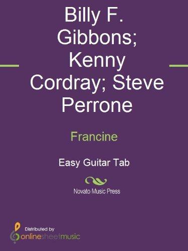 『Francine (English Edition)』のトップ画像