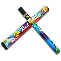 シーシャタイム SHISHA TIME 使い捨て電子タバコ【TCOLOR正規輸入品】 (Red Bull レッドブル)