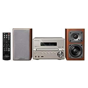ケンウッド Bluetooth搭載ハイレゾ対応ミニコンポ(ゴールド)KENWOOD Compact Hi-Fi System XK-330 XK-330-N