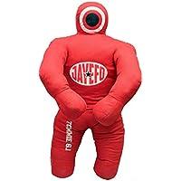 jayefo Tommie 6.1子供MMA GrapplingダミーBrazilian Jiu Jitsu Grappling SubmissionダミーWrestlingバッグダミーPunching Kick Boxingダミー – Unfilled