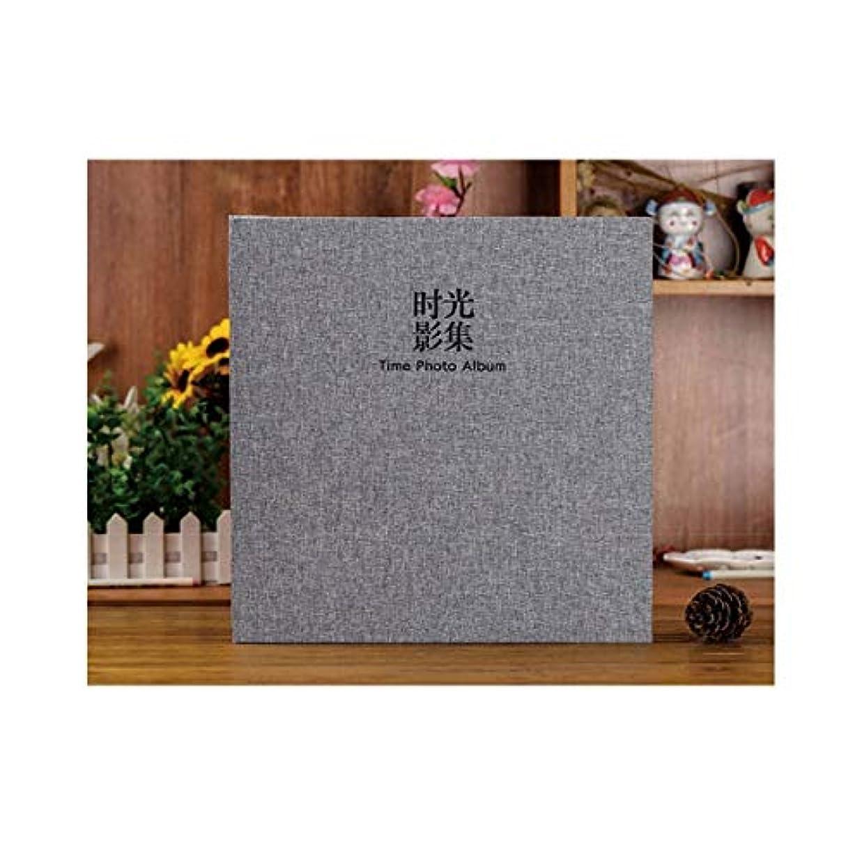 テーマ治す多様性ASHDZ 自己接着スクラップブック、40ページのマニュアルのフォトアルバムスクラップブック、記念日に適した、旅行アルバム (Size : 32.5*33*3cm)