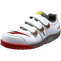 [ディアドラユーティリティ] 作業靴 JSAA認定 プロスニーカー Rail レイル