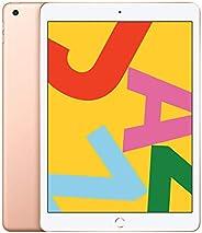 Apple iPad (第7世代) Wi-Fi 32GB ゴールド (整備済み品)