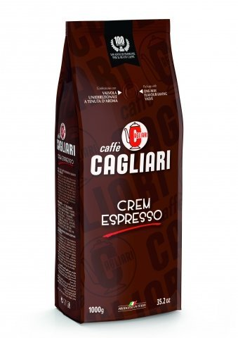 Caffe' Cagliari - Crem Espresso 1kg / カフェ・カリアーリ コーヒー豆 クレムエスプレッソ 1kg