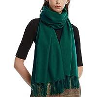 a2c3fd44f Womens Cashmere Blanket Scarf Large Soft Pashmina Shawl Wraps Scarves Stole