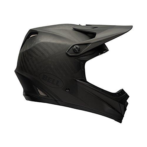 BELL(ベル) ヘルメット 自転車 サイクリング フルフェイス FULL 9 [フルナイン マットブラック/グレイインテイク XS 7054328]