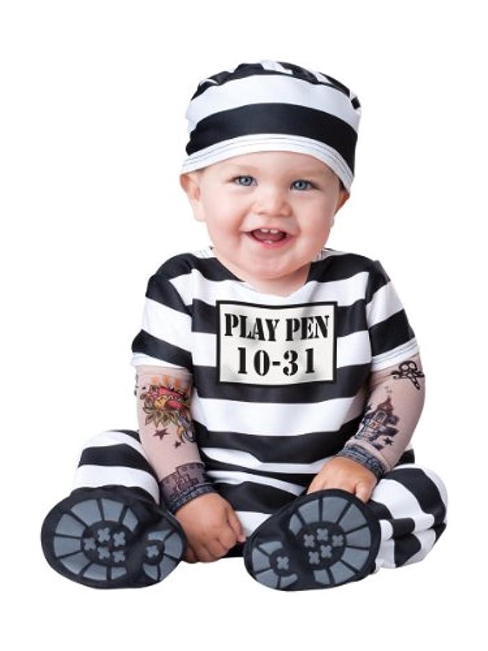 しなやかかび臭い微視的Time Out Infant/Toddler Costume 乳児/幼児コスチュームアウト時間 サイズ:18 Months-2T