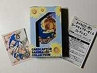 非売品 カードキャプターさくら バトルコスチュームBメタルバッジ コレクションカード付2 木之本桜 CARDCAPTOR SAKURA