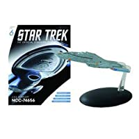 Star Trek Starships U.S.S. Voyager NCC-74656 with Magazine [並行輸入品]