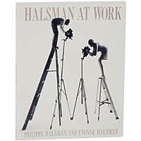 Halsman at Work
