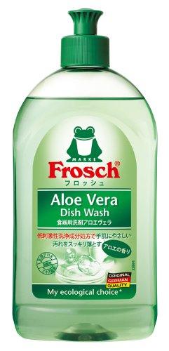 『フロッシュ 食器用洗剤 アロエヴェラ 500mL』のトップ画像