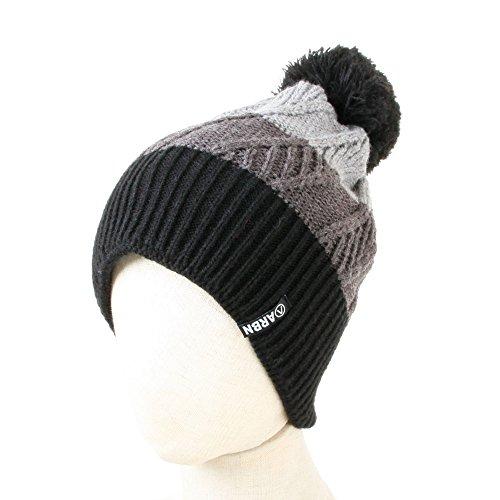 エアーボーン エアーボーン ARBN ABBORDER BEANIE 帽子 UAH309-90 ブラック F【Mens】【Ladies】