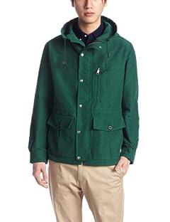 60/40 Cloth Grosgrain Field Parka 1225-174-6510: Kelly