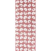 キャベツ きゃべつ 桃色 ピンク 注染 本染め手ぬぐい 浜松 IKS COLLECTION 切りっぱなし手ぬぐい 日本製