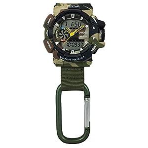 CREPHA 腕時計 ブラウン サイズ:約5.45×5.2×2cm