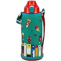 タイガー魔法瓶(TIGER) マグボトル レッド 800ml タイガー 水筒 サハラ コロボックル ドングリ MBR-H08G-GD