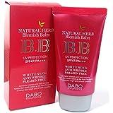 [DABO] ナチュラルハーブBBクリーム50ml / Natural Herb BB Cream 50ml /SPF47 PA +++ / ホワイトニング、UVプロテクト/韓国化粧品/Whitening, UV Protect...
