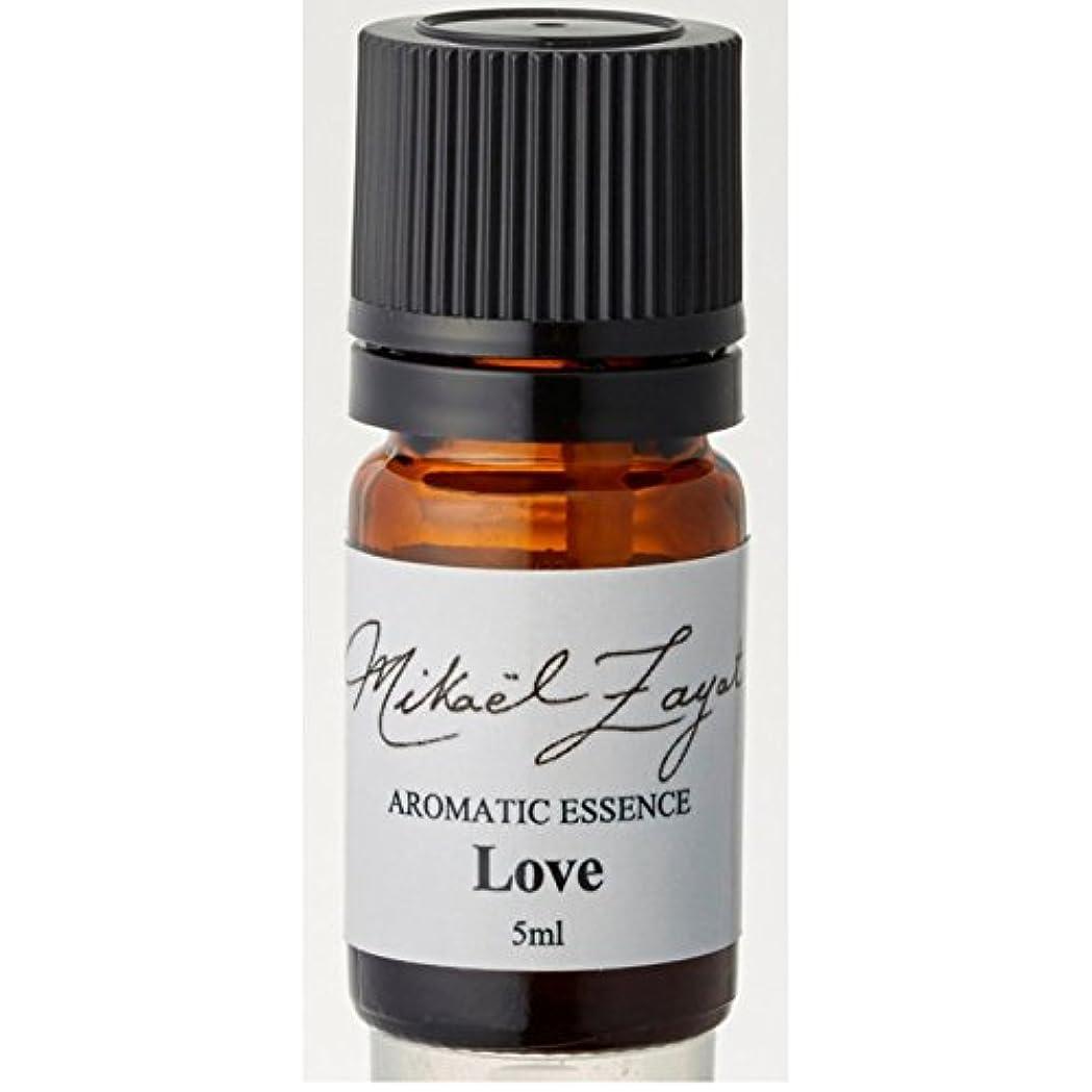 ミカエルザヤット ラブ Love 5ml / Mikael Zayat hand made blend