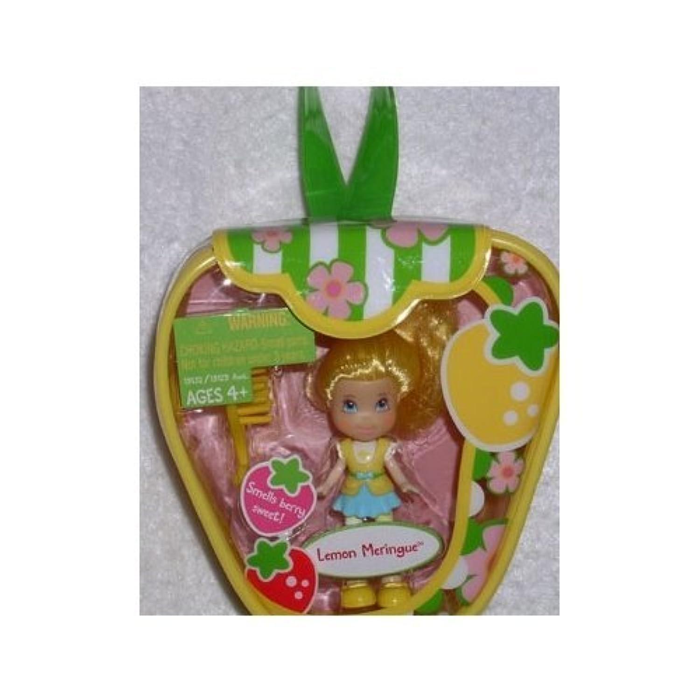Strawberry Shortcake Hasbro Mini Doll in Purse Lemon Meringue by Strawberry Shortcake [並行輸入品]
