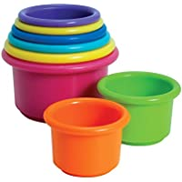 The first years / Stack & Count Cups コップがさね 8Cups