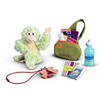 """""""Jess's Travel Accessories"""" for 46cm American Girl doll"""