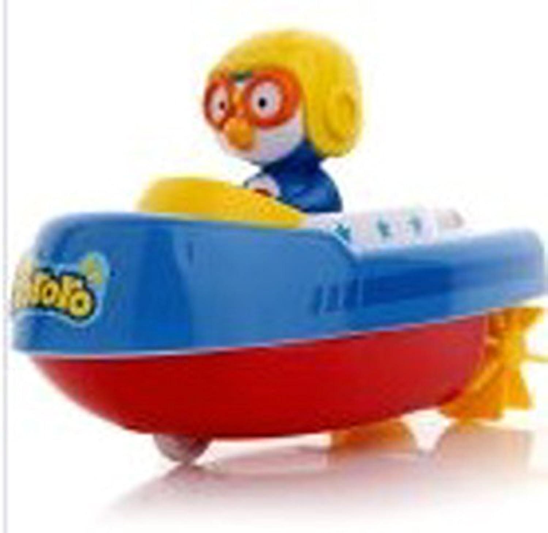 ポロロ お風呂のおもちゃの船 (Pororo boat bathtub toy)【並行輸入品】