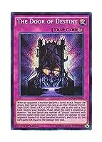 遊戯王 英語版 WSUP-EN031 The Door of Destiny 運命の扉 (プリズマティックシークレットレア) 1st Edition