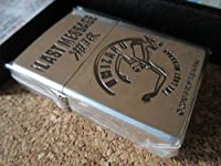 ZIPPO 『THE LAST MESSAGE 海猿 限定品』2010年2月製造 仙崎大輔 伊藤英明 フジテレビ 救命 オイルライター ジッポー 廃版