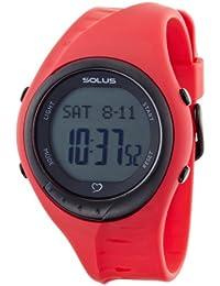 [ソーラス]SOLUS 腕時計 Team Sports 300 チームスポーツ 300 レッド 01-300-04 [正規輸入品]