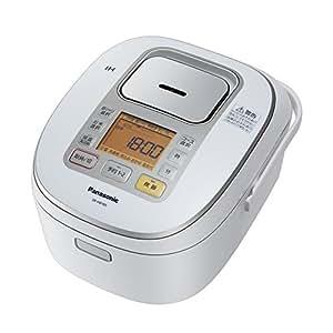 パナソニック 1升 炊飯器 IH式 ホワイト SR-HB185-W