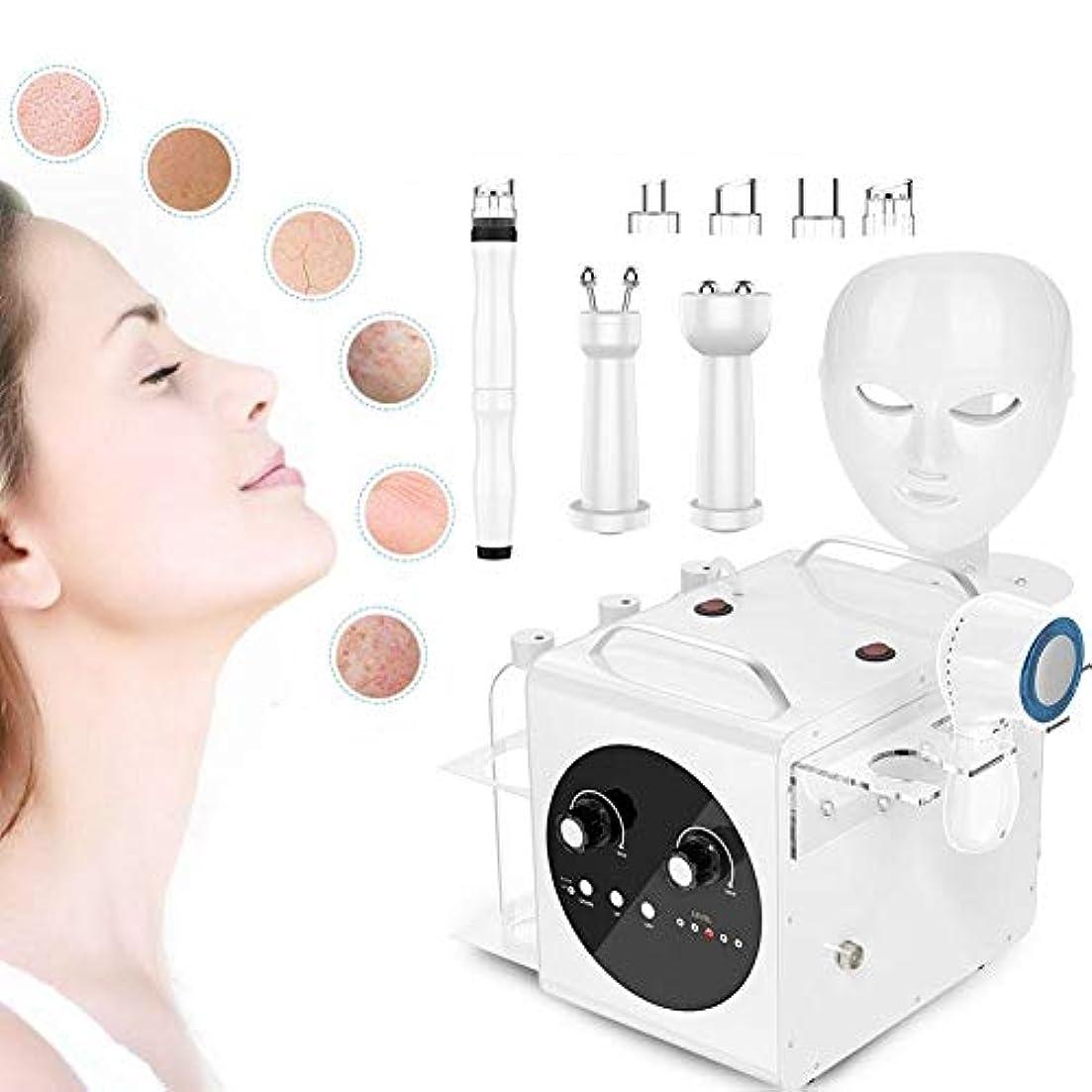 有毒な主張する沈黙ハイドロ酸素マシン、6 in 1アップグレードされた現在の皮膚剥離マシンビューティーマシン(US)