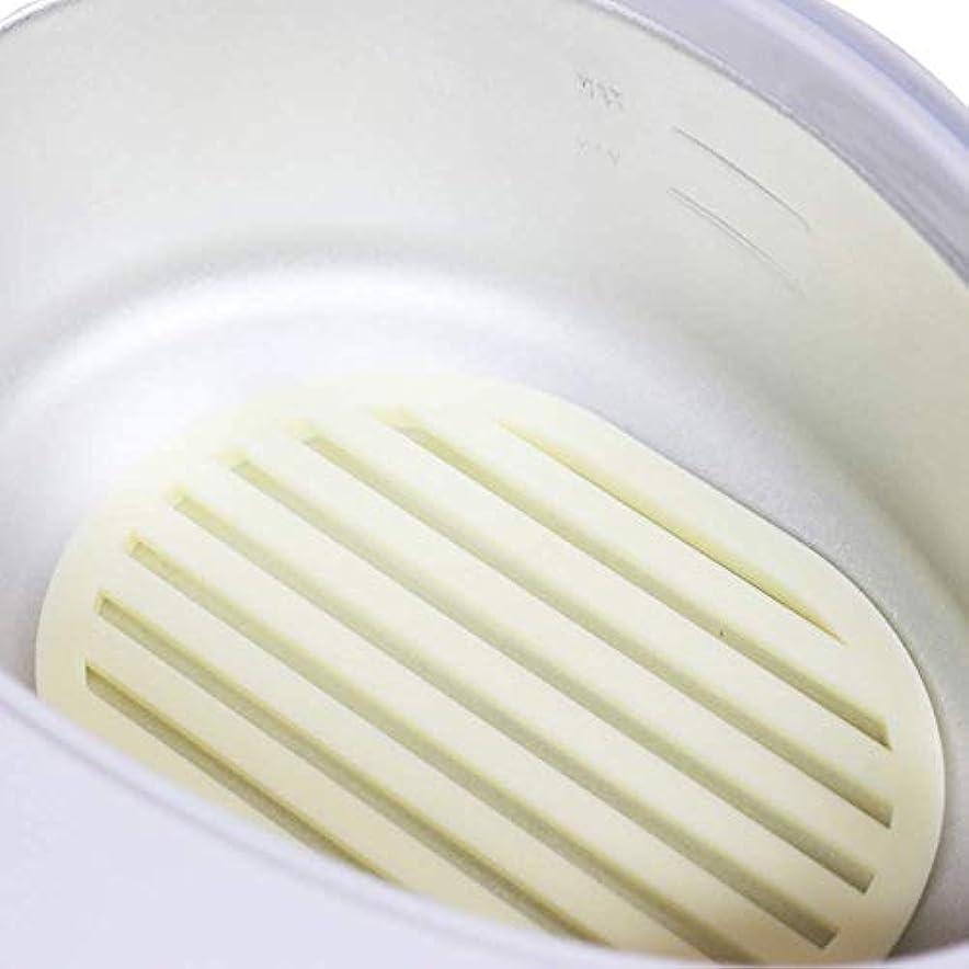 ウェイド耐えられるオーバーコートワックスウォーマー電気ポットヒーター脱毛ラピッドホットワックスマシン美容ツールミニ多機能メルティングポットワックスマシンホームボディワックス
