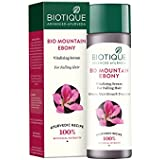 Biotique Mountain Ebony Fresh Growth Stimulating Serum for Fine and Thinning Hair