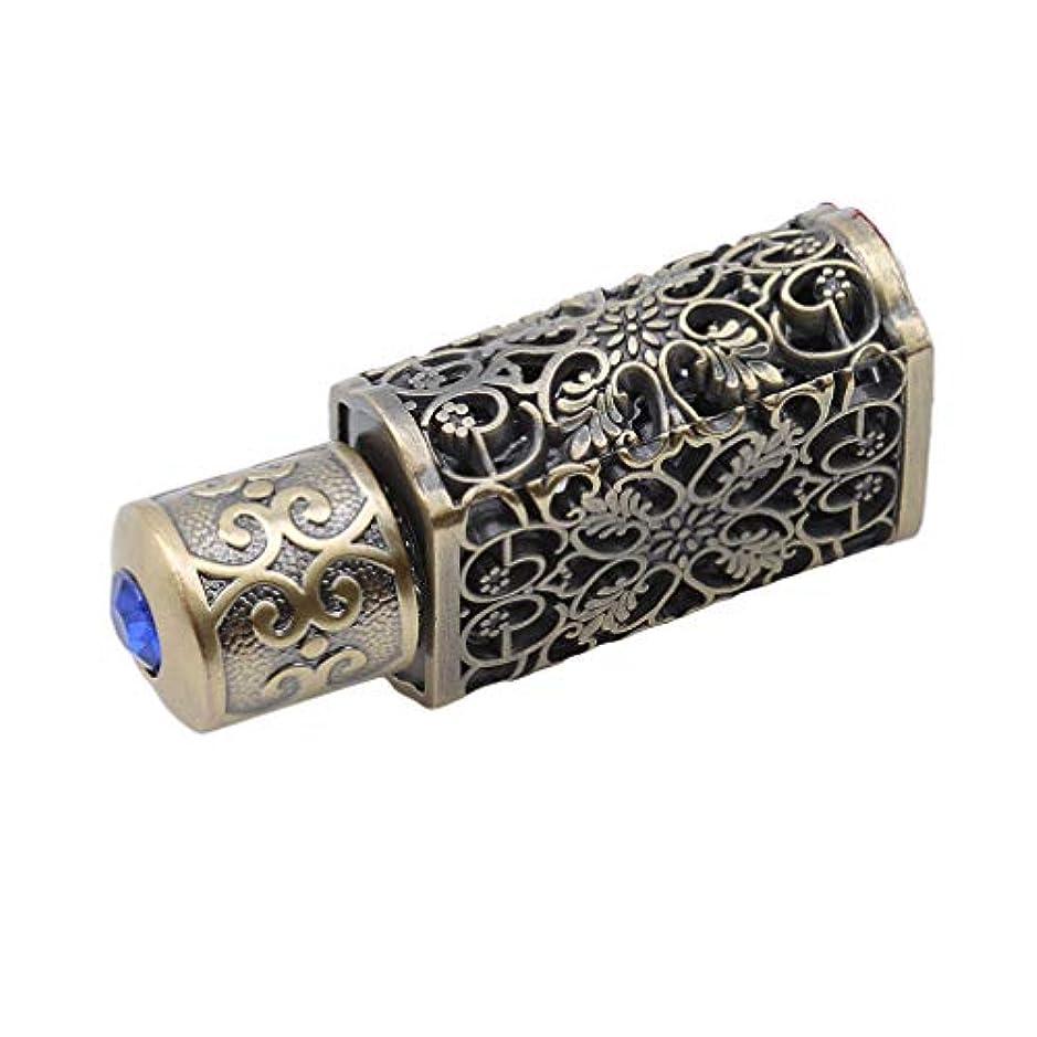 ロマンス解体するパイルLUXWELL(ラクスウェル)香水瓶 香水アトマイザー 香水噴霧器 詰め替え容器 香水用 香水スプレー パフューム アラビア風 旅行携帯便利
