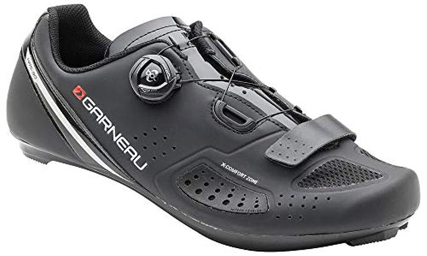 テキスト事実上くつろぎLouis Garneauプラチナ2バイク靴