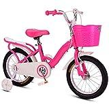 HAIZHEN キッズバイク, キッズバイク、2 3 4 5歳の女の子用、12
