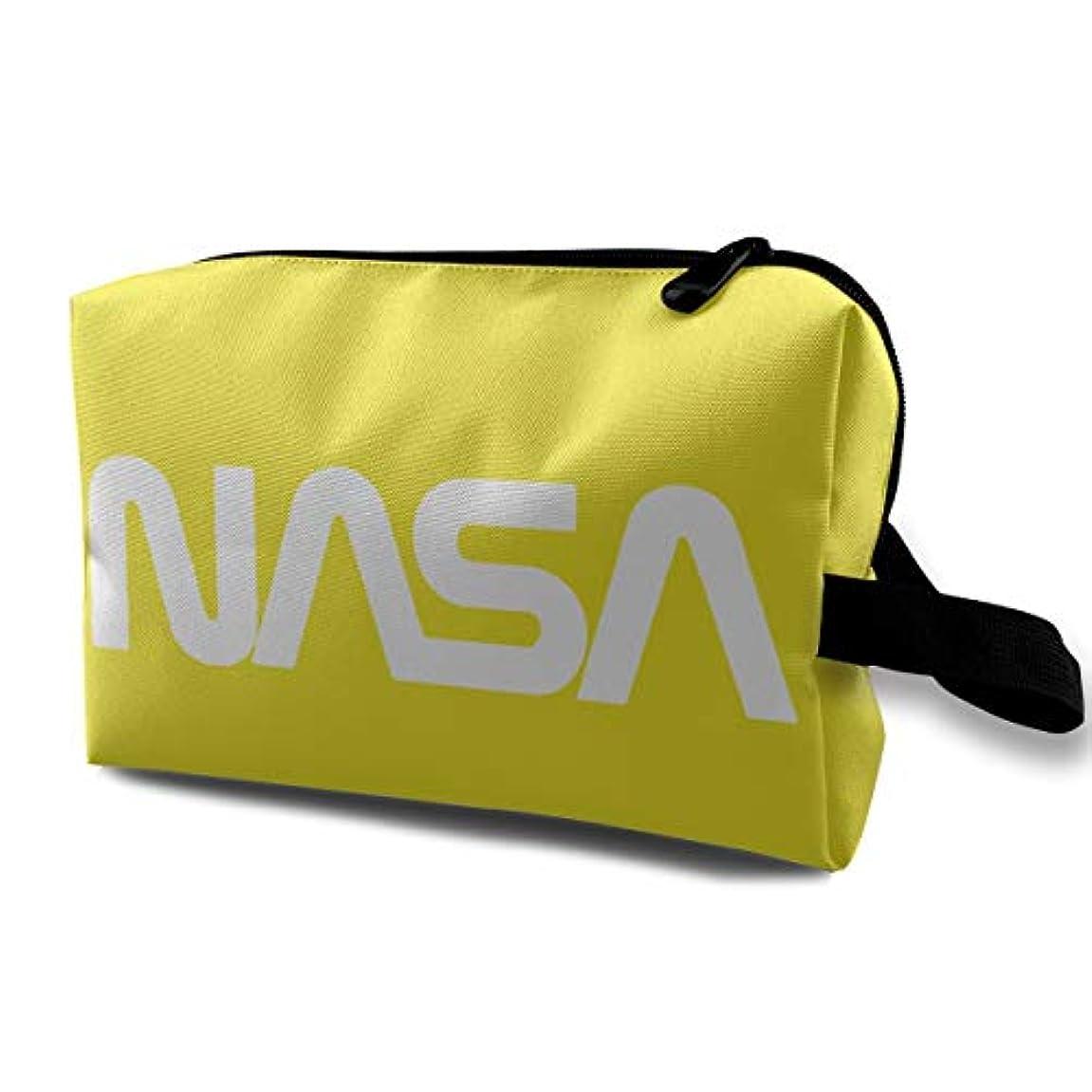 発行オン仮装DSB 化粧ポーチ コンパクト メイクポーチ 化粧バッグ NASA 航空 宇宙 化粧品 収納バッグ コスメポーチ メイクブラシバッグ 旅行用 大容量