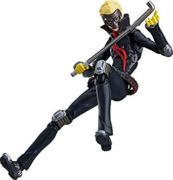 figma PERSONA5 the Animation スカル ノンスケール ABS&PVC製 塗装済み可動フィギュア