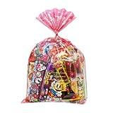 ニューバランス サイズ 花柄袋 950円 お菓子18種詰め合わせ (Aセット) 駄菓子 袋詰め おかしのマーチ