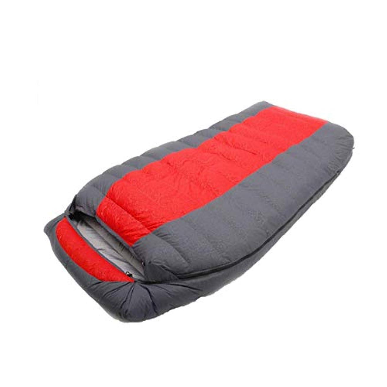 そのペットギャラリー寝袋ダウン、ダブルダックダウン暖かい寝袋