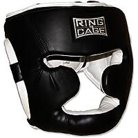 Sparring headgear-chin &チークの、ボクシング、MMA、タイ式、Kick Boxing
