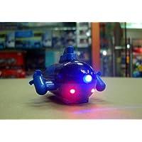 新しいミニ電動ラジオリモートコントロールサブ潜水艦ボートExplorerおもちゃKids Toy(Colors May Vary) RT@JPZQ001U