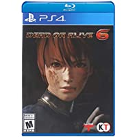 Dead or Alive 6 (輸入版:北米)- PS4